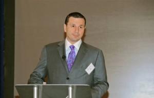 Tyler Burgess Speaking at 2013 Annual Meeting