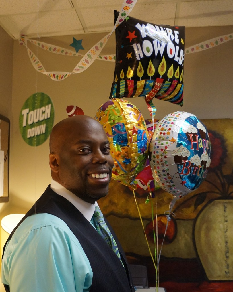Yancy and Balloons
