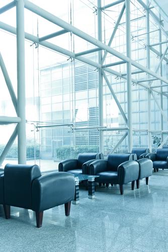 shutterstock_Office Lobby